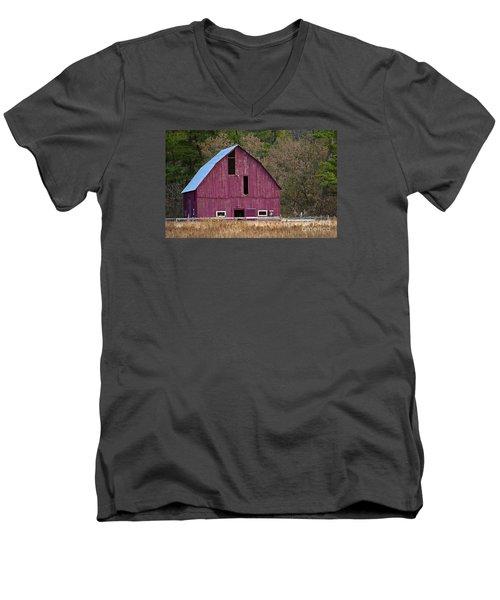 The Test Of Time... Men's V-Neck T-Shirt