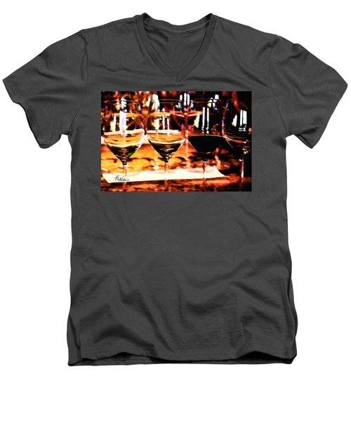The Toast Men's V-Neck T-Shirt