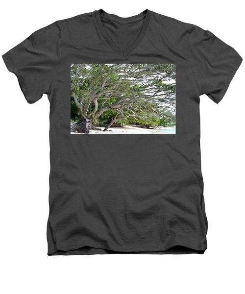 The Tree Men's V-Neck T-Shirt