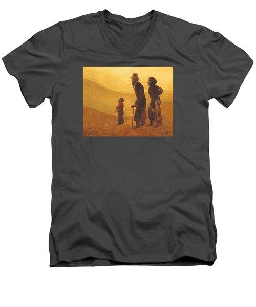The Way - Aliyah Men's V-Neck T-Shirt