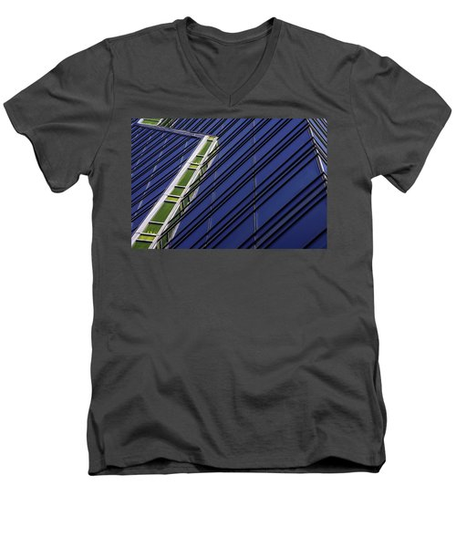 The Wit Series One Men's V-Neck T-Shirt