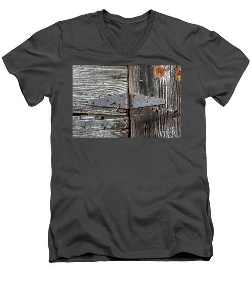 The Back Door Men's V-Neck T-Shirt