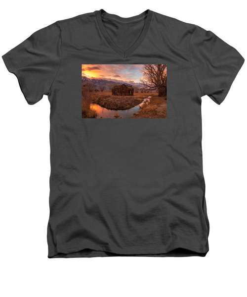 This Old House Men's V-Neck T-Shirt