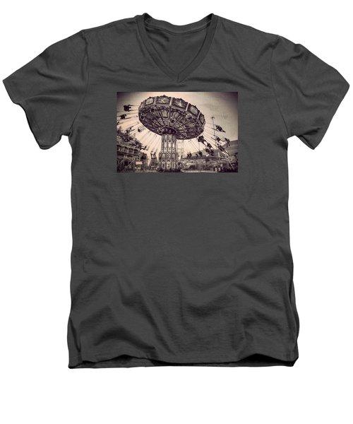 Thrill Rides Men's V-Neck T-Shirt