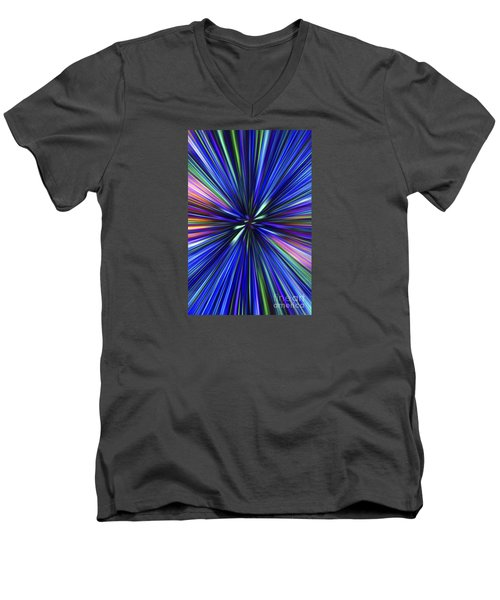 Through The Wormhole.. Men's V-Neck T-Shirt