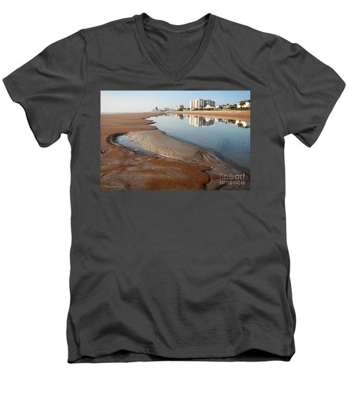 Tide Pool Men's V-Neck T-Shirt