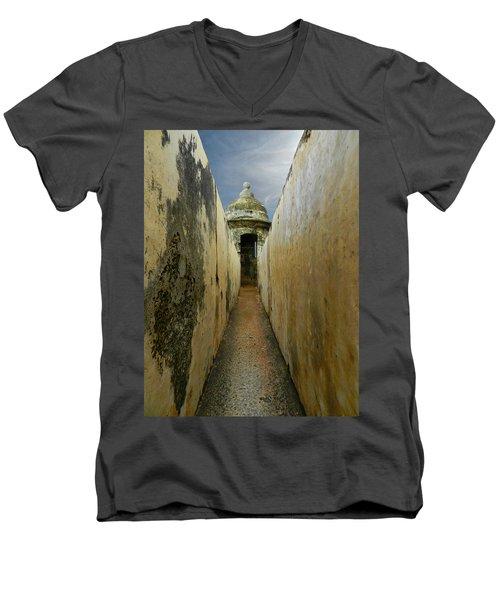 To Arms Men's V-Neck T-Shirt