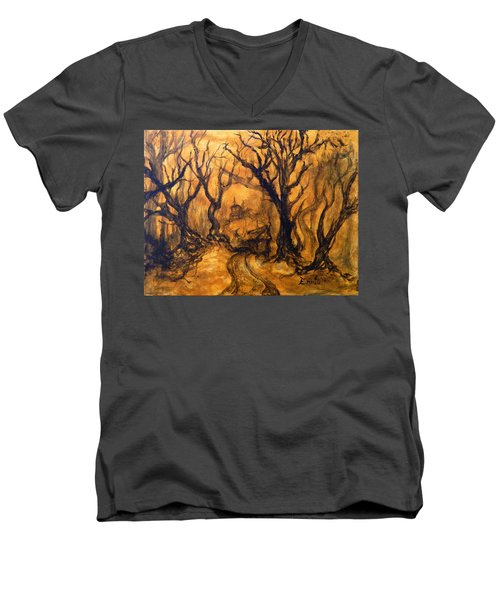 Toad Hollow Men's V-Neck T-Shirt