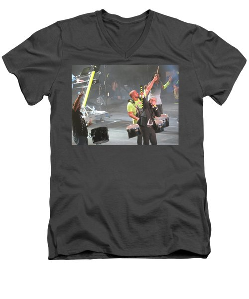 Toby Mac Headline Winterjam Men's V-Neck T-Shirt