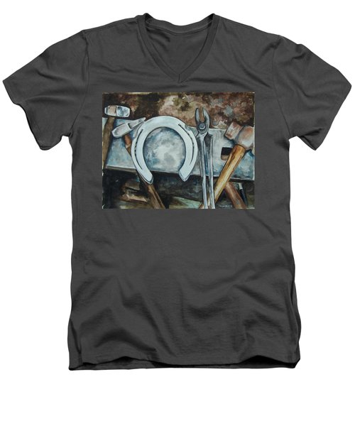 Tools Of The Trade Men's V-Neck T-Shirt