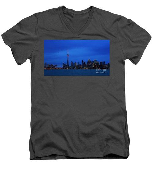 Toronto Blues... Men's V-Neck T-Shirt