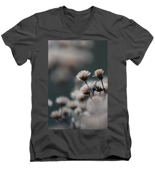 Men's V-Neck T-Shirt featuring the photograph Tranquil by Bruce Patrick Smith