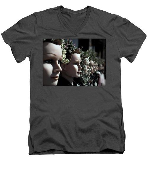 Transplants Men's V-Neck T-Shirt