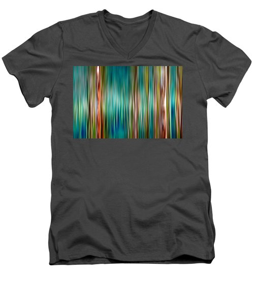 Tree Line Men's V-Neck T-Shirt