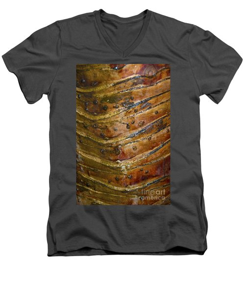 Tree Pattern II Men's V-Neck T-Shirt