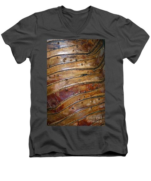 Tree Patterns Men's V-Neck T-Shirt