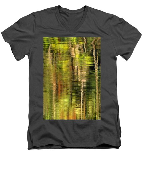 Tropical Impressions Men's V-Neck T-Shirt