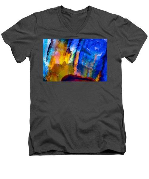 True Love Men's V-Neck T-Shirt