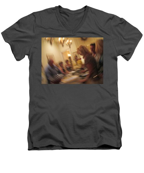Turning 40 Men's V-Neck T-Shirt