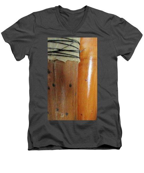 Two Rainsticks Men's V-Neck T-Shirt