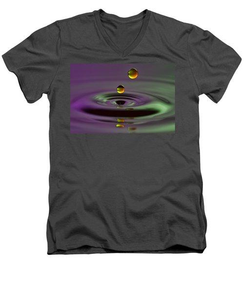 Two Suns Men's V-Neck T-Shirt