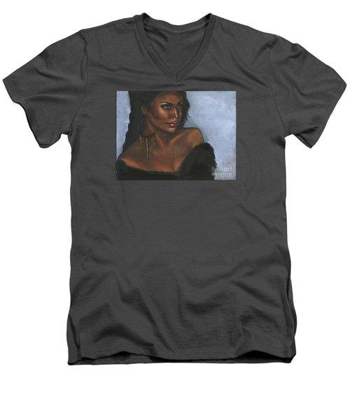 Undeniable Men's V-Neck T-Shirt