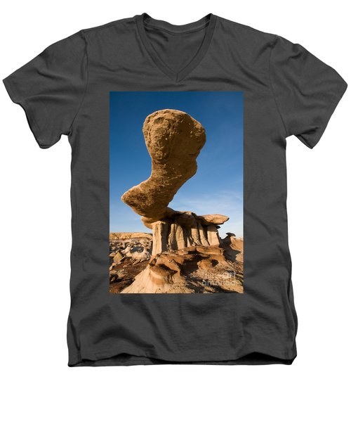 Under The King Men's V-Neck T-Shirt