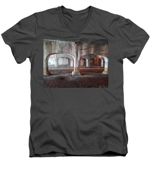 Underpass Men's V-Neck T-Shirt