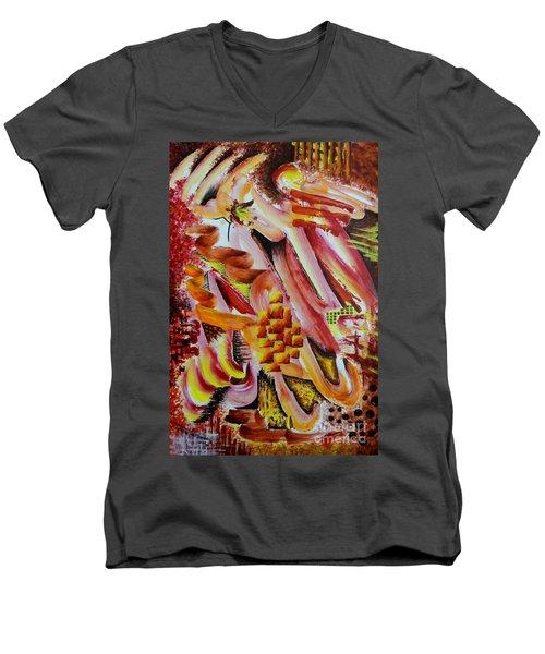 Motion Men's V-Neck T-Shirt