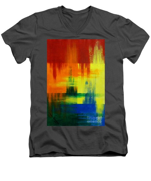 Unitled-43 Men's V-Neck T-Shirt