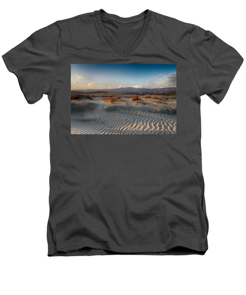 Unspoken Men's V-Neck T-Shirt