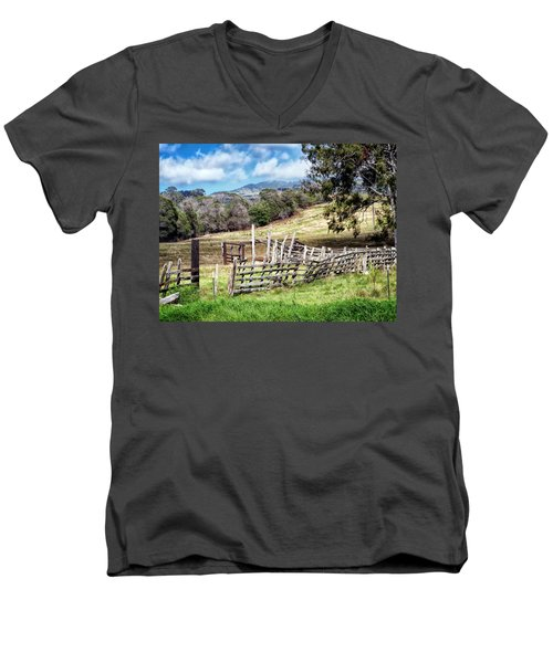 Upcountry 2 Men's V-Neck T-Shirt