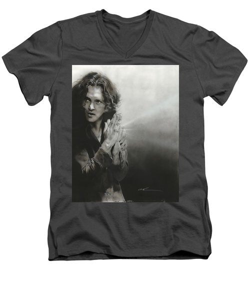 Vedder Iv Men's V-Neck T-Shirt