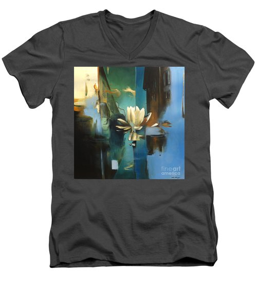 Vielle Ville Men's V-Neck T-Shirt