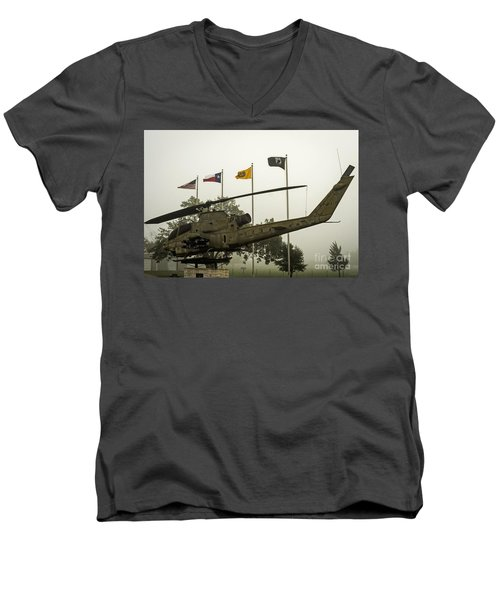 Vietnam War Memorial Men's V-Neck T-Shirt