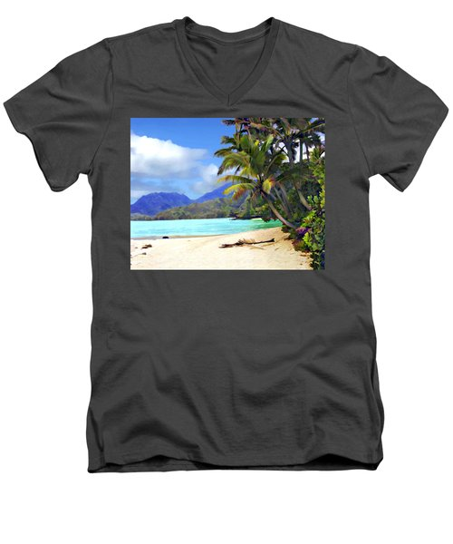 View From Waicocos Men's V-Neck T-Shirt