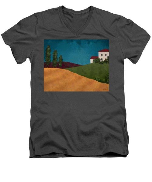 Villa I Men's V-Neck T-Shirt
