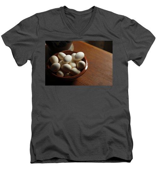 Virginia Frontier Kitchen Men's V-Neck T-Shirt