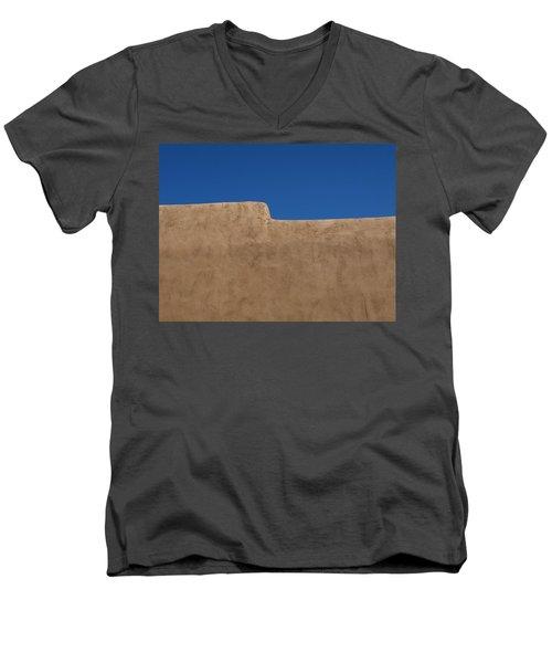 Visual Mantra Men's V-Neck T-Shirt