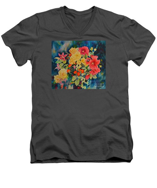 Vogue Men's V-Neck T-Shirt