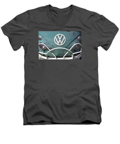 Vw Oldie But Goodie Men's V-Neck T-Shirt