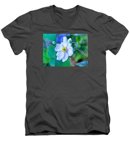 Flower 13 Men's V-Neck T-Shirt