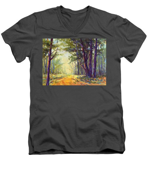 Walk In The Woods 5 Men's V-Neck T-Shirt