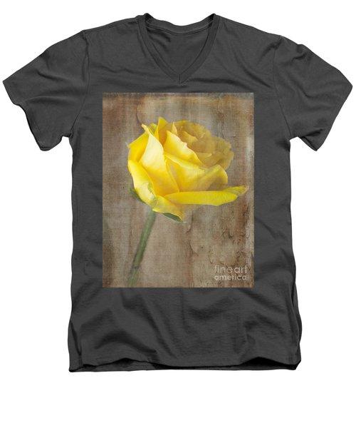 Warm My Heart Men's V-Neck T-Shirt