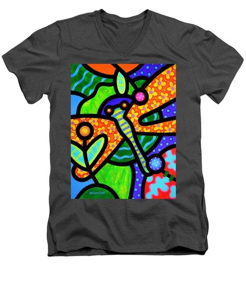 Watergarden Men's V-Neck T-Shirt