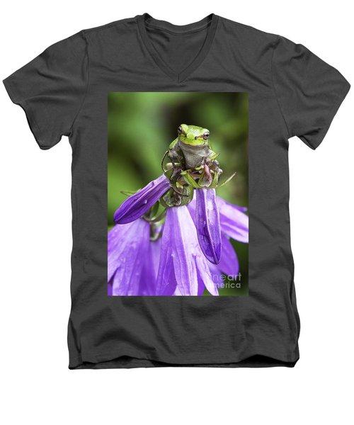 What's Up? Men's V-Neck T-Shirt