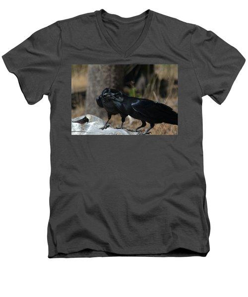 Whoa You Should See A Dentist Men's V-Neck T-Shirt