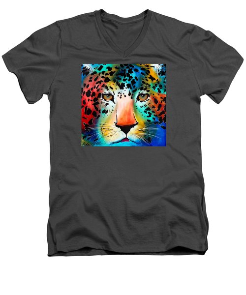 Wild Thing Men's V-Neck T-Shirt