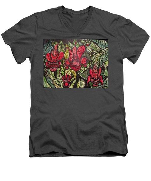 Wild Things  Men's V-Neck T-Shirt