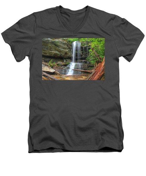Window Falls Men's V-Neck T-Shirt